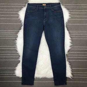 NEW Mother Denim High Waist Looker Skinny Jeans